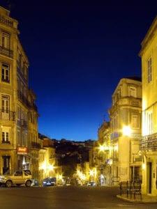 Quartier gay de Lisbonne : Principale Real et Bairro Alto
