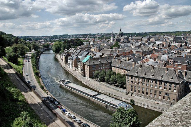 Que faire à Namur : attraits touristiques