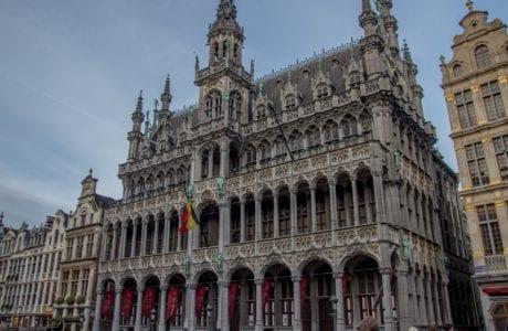Vacance gay à Bruxelles