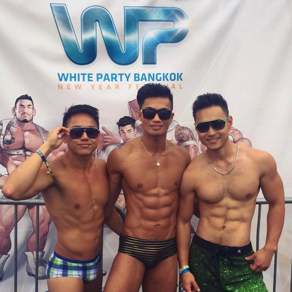 The White Party à Bangkok