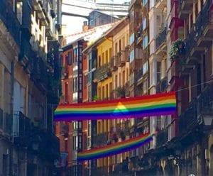 Arriver à Bilbao gay