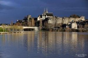 Les châteaux d'Angers