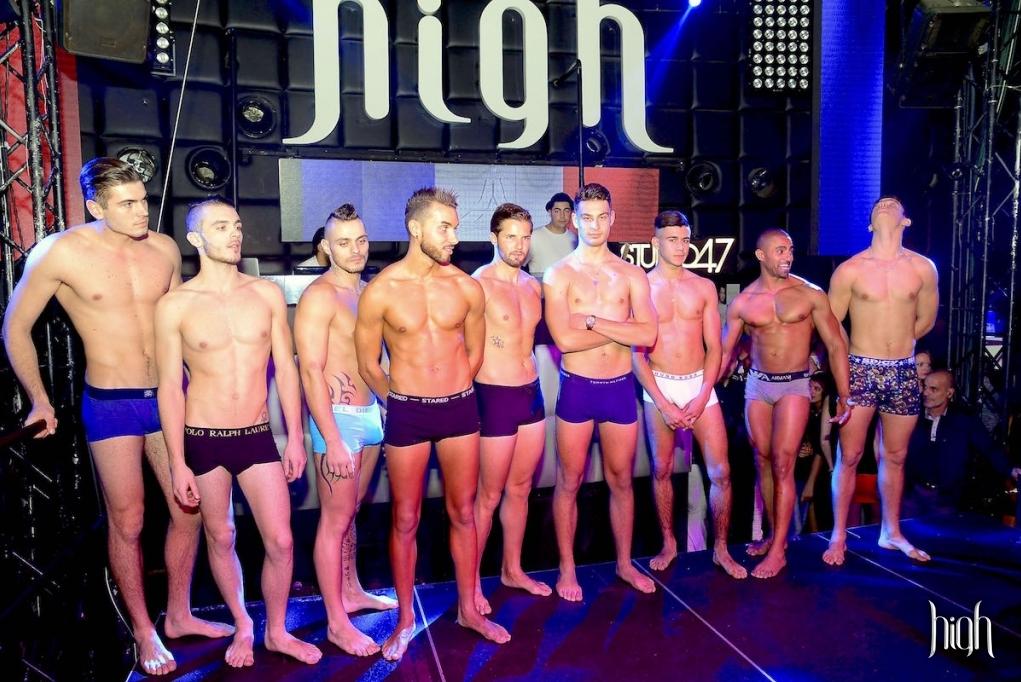 Discothèques gay à Nice