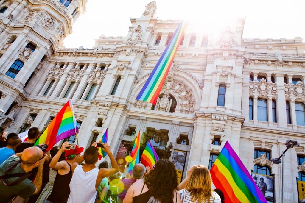 Espagne destination gay