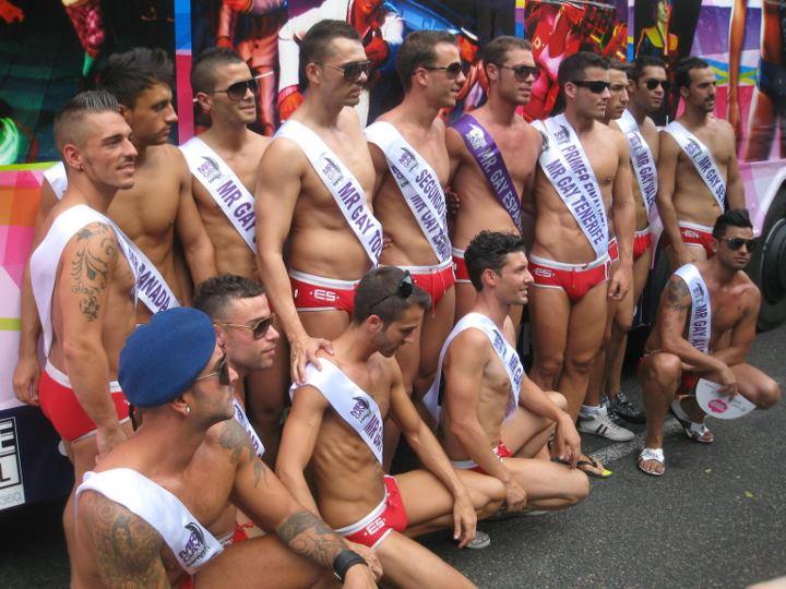 Gay pride d'Europe