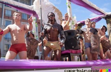 Gay Pride de Le Cap (Cape Town)