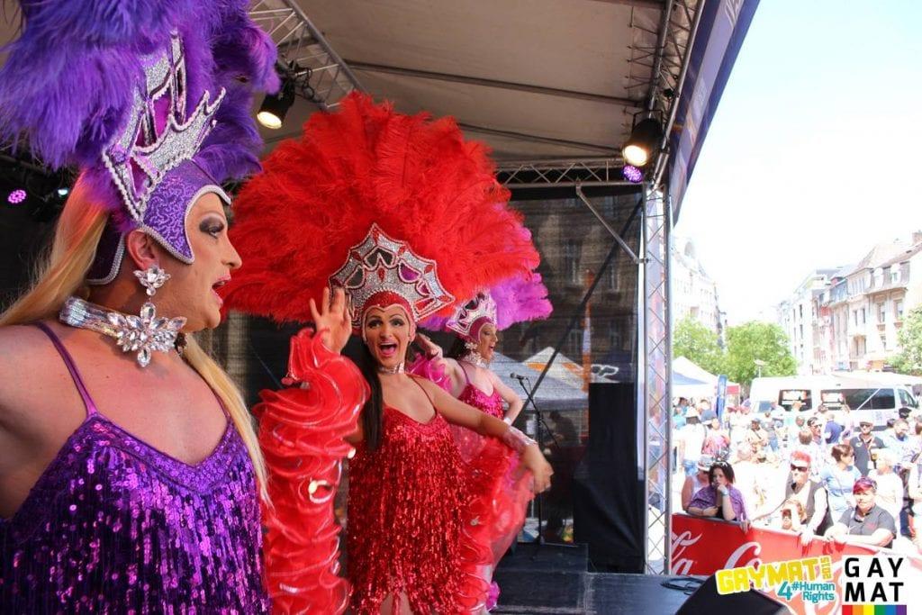 Gay Pride de Luxembourg (GayMat)