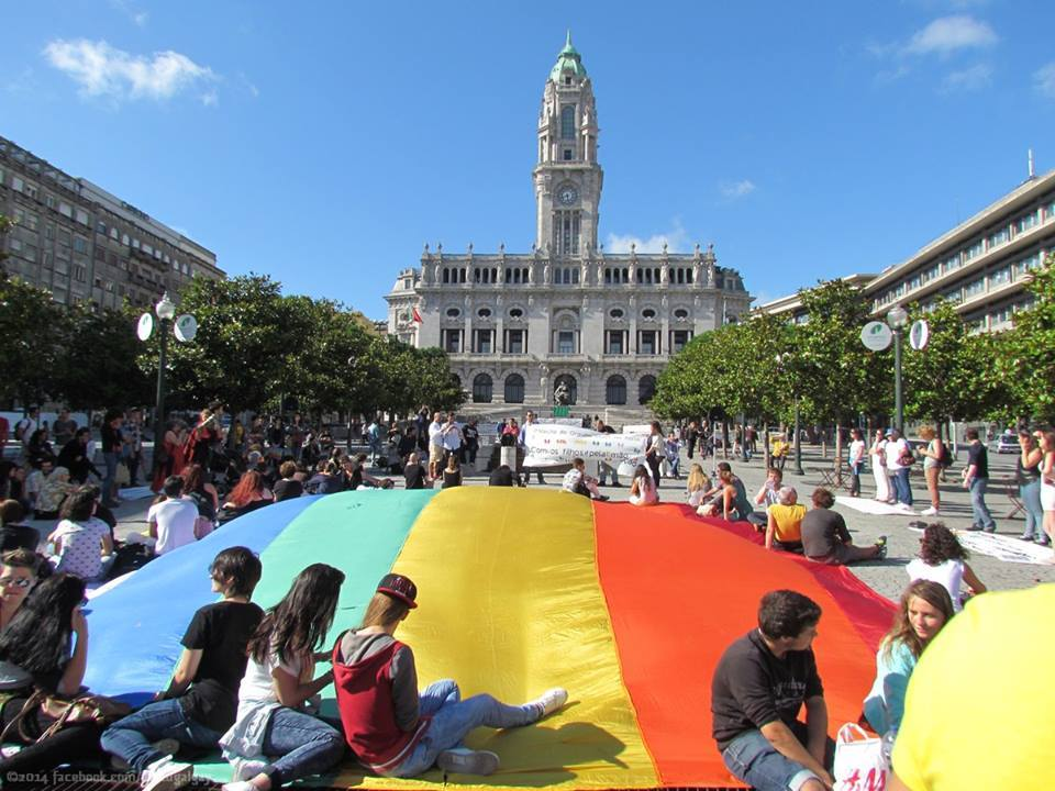Gay Pride de Porto