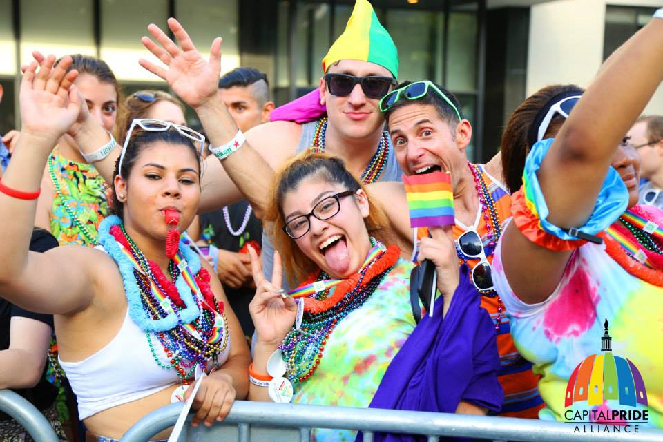 Gay Pride de Washington : Capitale Pride