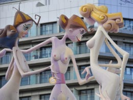 Las Fallas : le festival le plus gay friendly de Valence