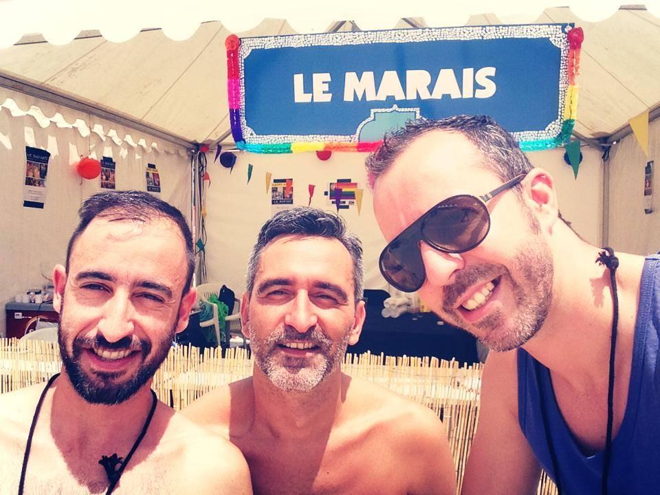 le marais bar gay à lisbonne