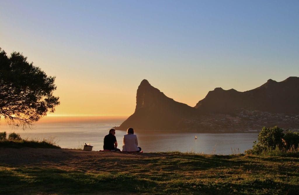 Parc de la montagne Table à Le Cap (Cape Town)