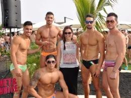 Les plages gay de Grande Canarie