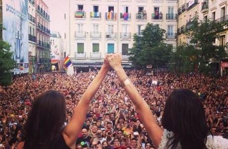 Quartier gay de Madrid : Chueca