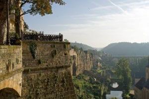 Attraits touristiques de Luxembourg-Ville