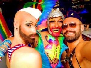 Scène gay de Biarritz