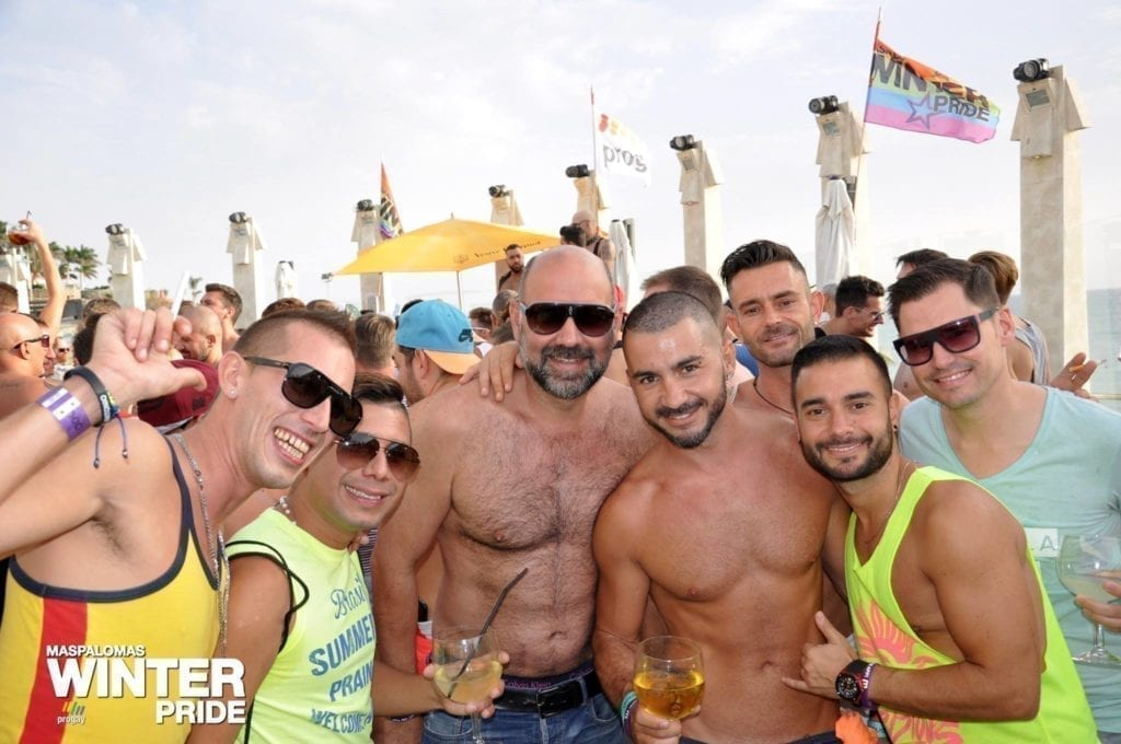 Winter Gay Pride de Maspalomas