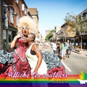 Gay Pride de Québec marche de la fierté gay de Québec