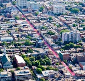 Location d'un appartement gay sur Montréal