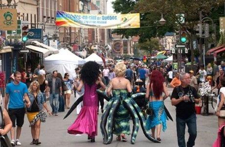 Quartier gay de Québec