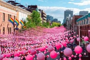 Services touristiques gay à Montréal
