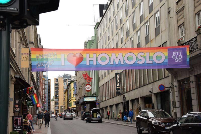 Principales villes gay de la Norvège