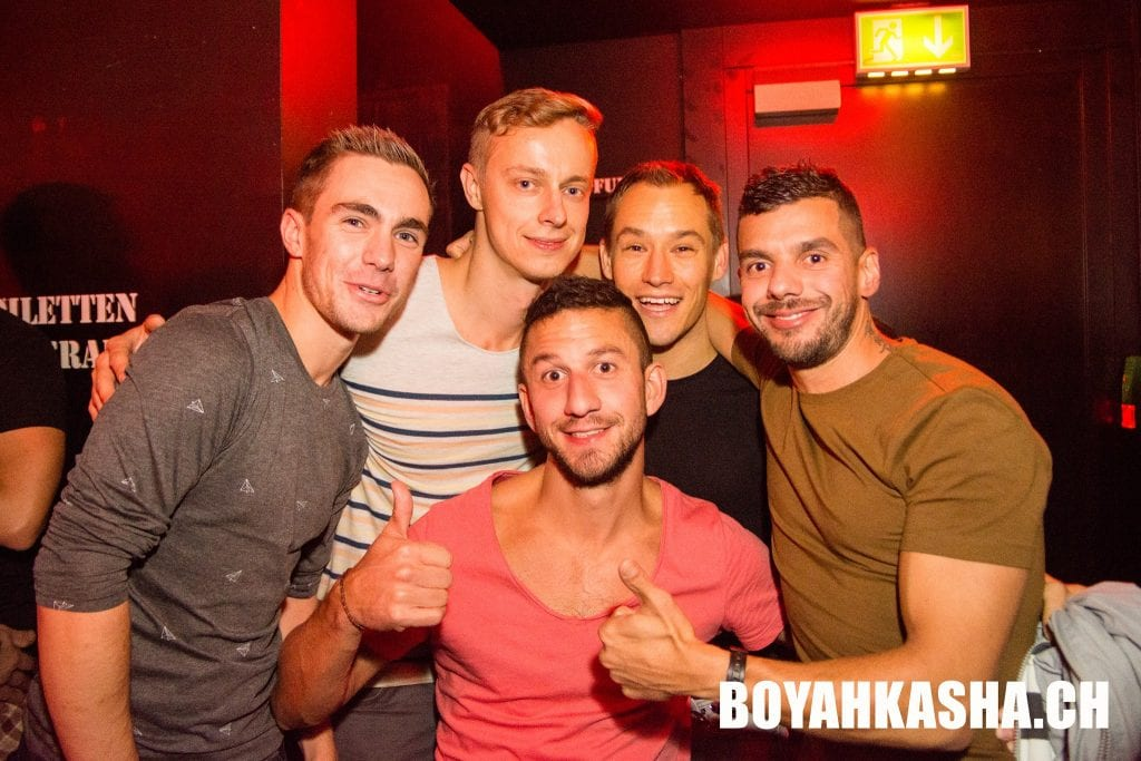 Boyahkasha gay Zurich