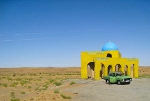 Ouzbékistan et l'écotourisme