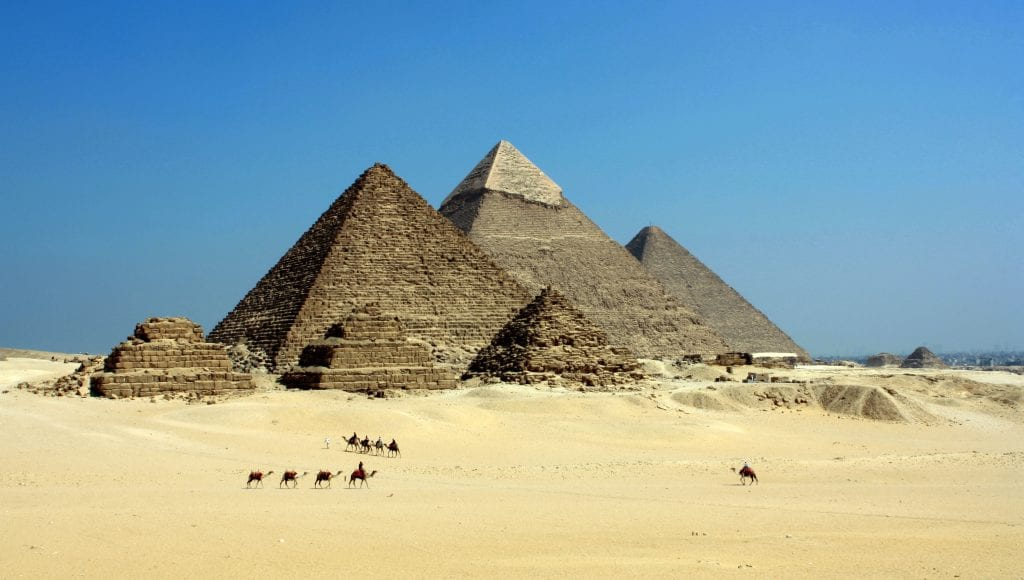 Destination homophobe de l'Égypte