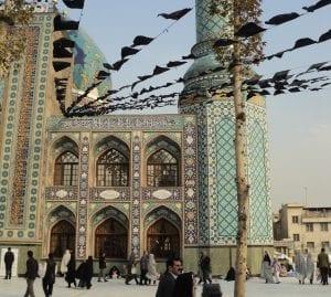 Destination homophobe de l'Iran