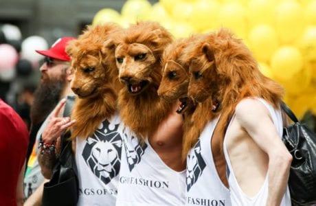 Gay Pride de Zurich