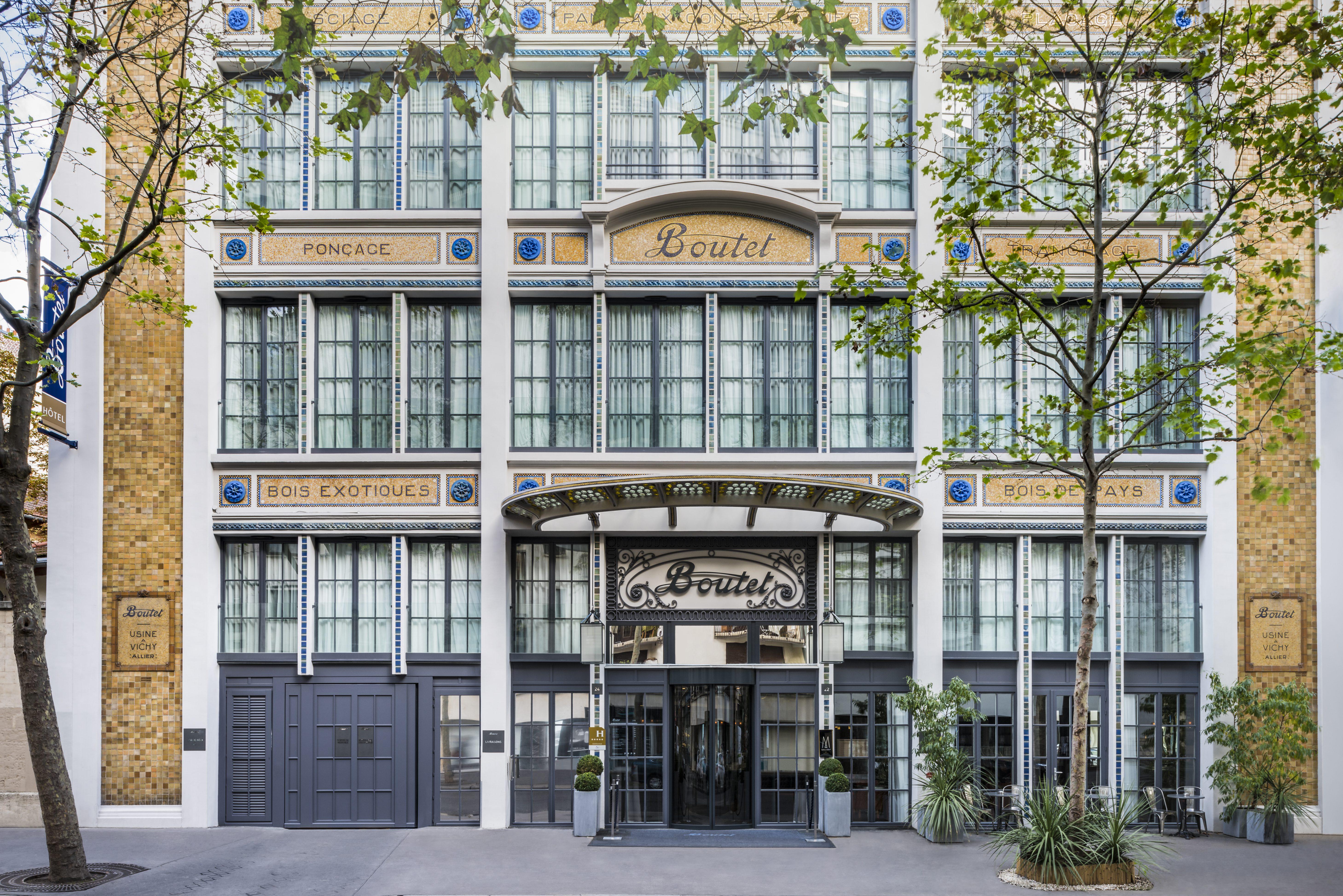 Hôtel Paris Bastille
