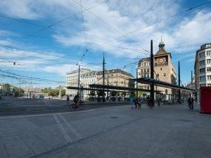 Quartier international de Genève
