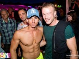 Scène gay de Zurich