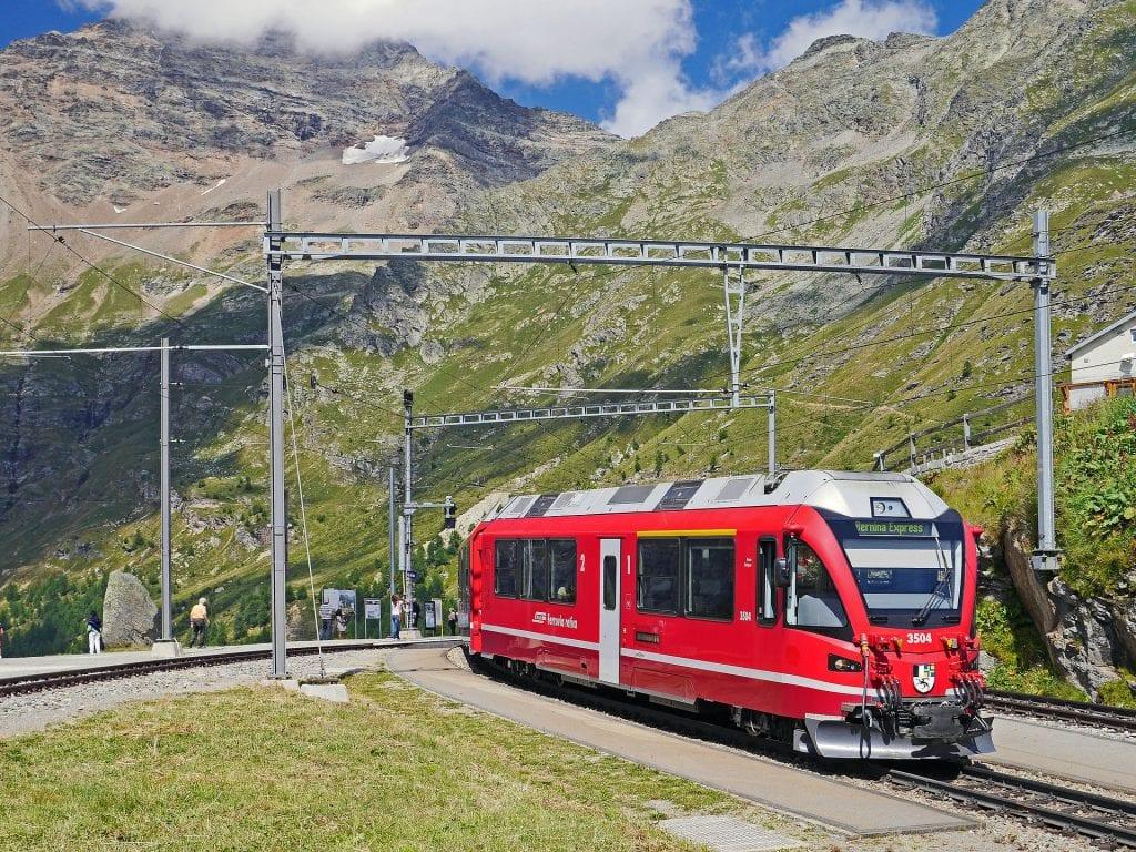 Suisse train
