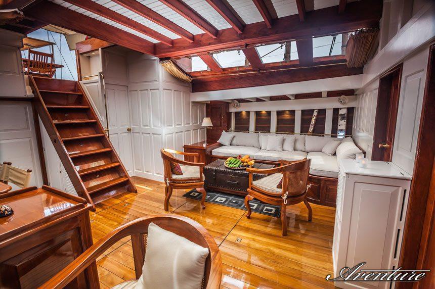 Aventure Sailing Yacht