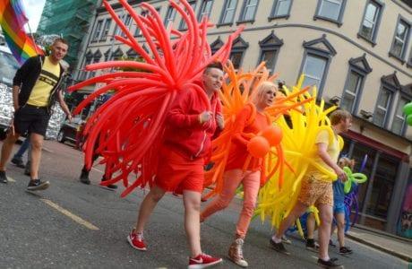 Gay Pride de Belfast