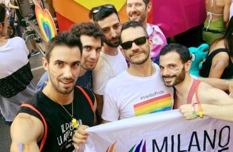 Gay Pride de Milan