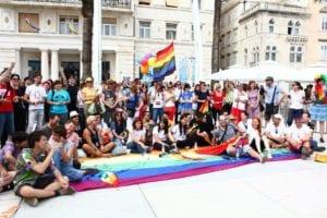 Gay Pride de Split