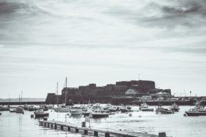Ile de Guernesey : le british au large des côtes françaises!