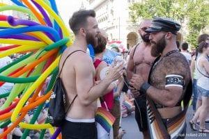 Marche de la fierté gay de Budapest