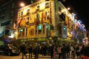 Quartier gay de Dublin