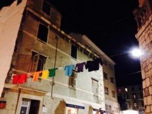 Quartier gay de Split