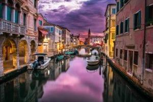 Quartier gay de Venise