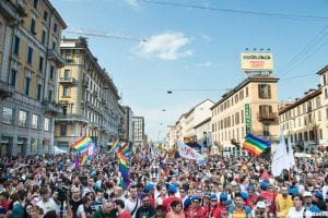 Gay Street de Milan