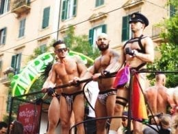 La scène gay de Rome