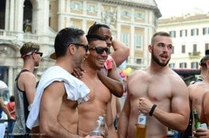 Vie gay de Rome