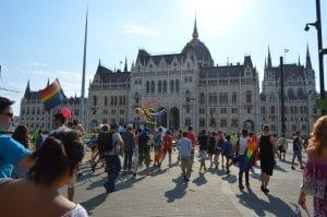 Village gay de Budapest