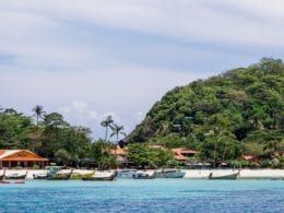 Visite de l'archipel de Mergui en croisière gay friendly