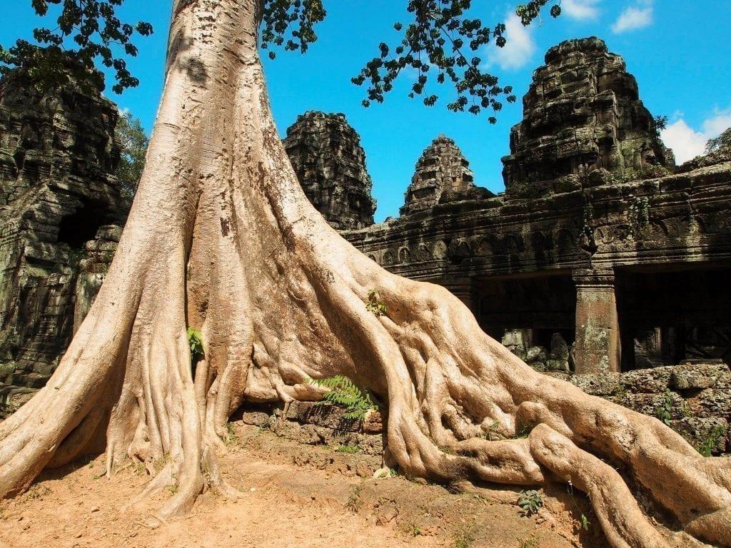 Voyage aux temples d'Angkor Vat